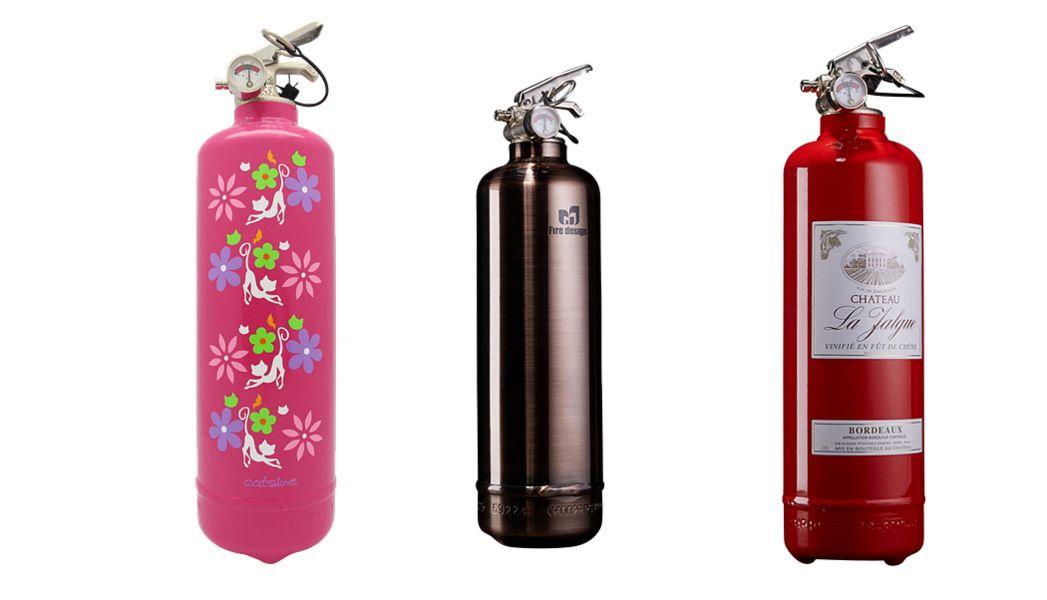 FIRE DESIGN Feuerlöscher Klimaanlage, Ventilation Ausstattung   