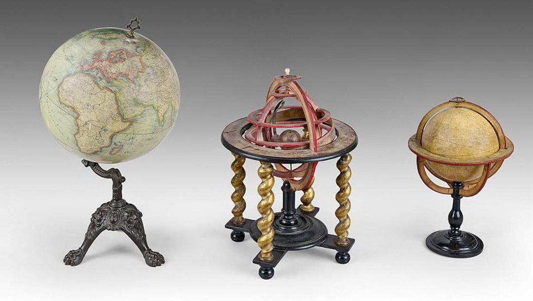 JD PRO Globus Marinegegenstände Dekorative Gegenstände  |