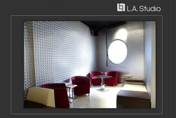 L.A. STUDIO Wohnzimmer-Bar | Unkonventionell