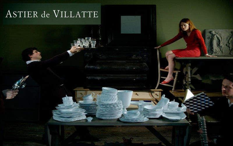Astier De Villatte Esszimmer | Klassisch
