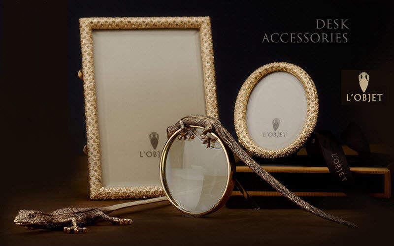 L'OBJET Fotorahmen Bilderrahmen Dekorative Gegenstände Büro | Klassisch