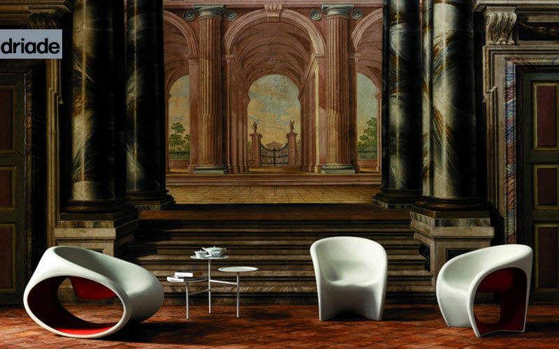DRIADE Empfangssessel Bürostühle Büro Wohnzimmer-Bar | Unkonventionell