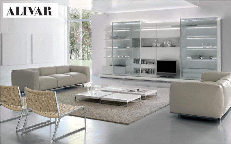Alivar Wohnzimmersitzgarnitur Couchgarnituren Sitze & Sofas Wohnzimmer-Bar |