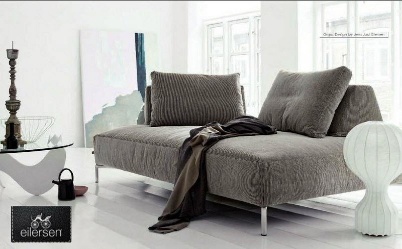 Eilersen Gepolsterte Bank Sitzbänke Sitze & Sofas Wohnzimmer-Bar   Design Modern