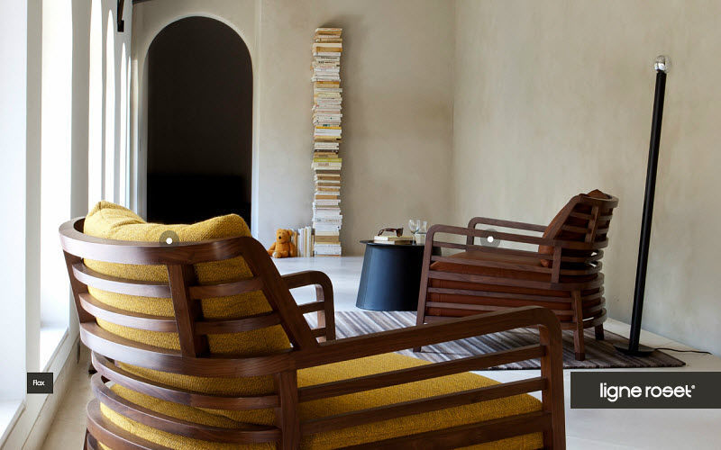 Ligne Roset Niederer Sessel Sessel Sitze & Sofas Wohnzimmer-Bar | Design Modern