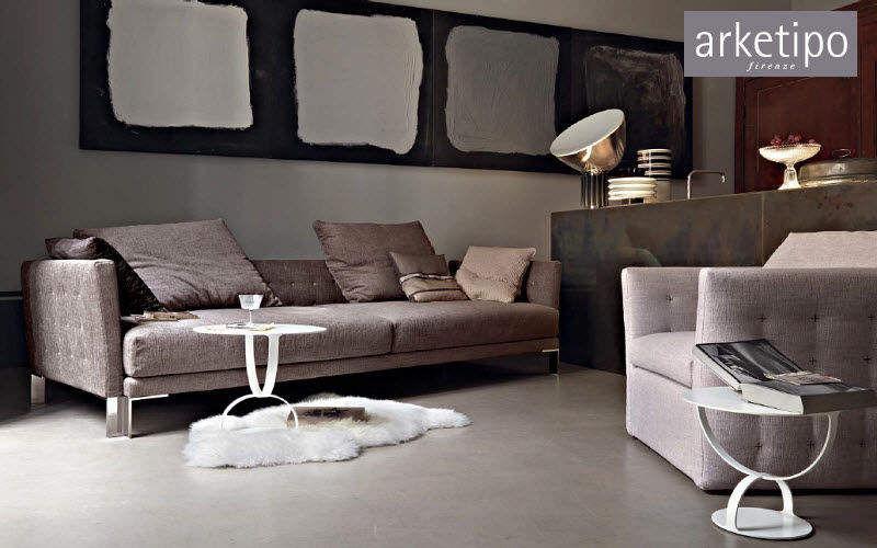 Arketipo Wohnzimmersitzgarnitur Couchgarnituren Sitze & Sofas Büro | Design Modern
