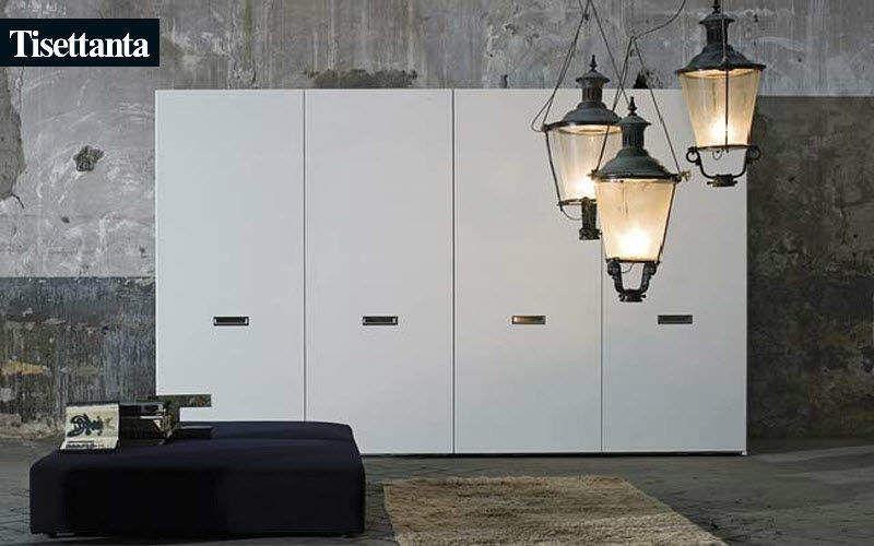Tisettanta Kleiderschrank Schränke Regale & Schränke Büro | Design Modern