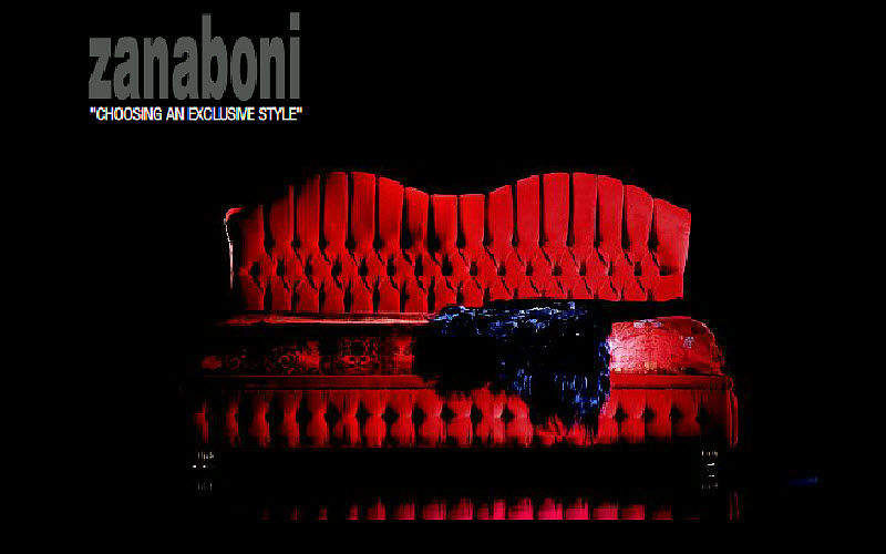 Zanaboni Gepolsterte Bank Sitzbänke Sitze & Sofas  |