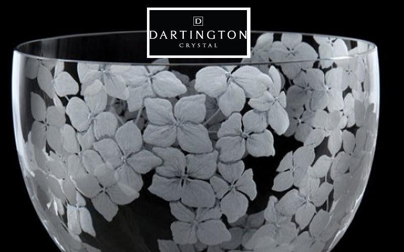 Dartington Crystal Früchteschale Becher und kleine Becher Geschirr  |