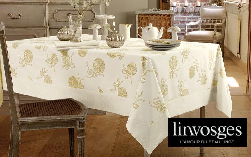 Linvosges Rechteckige Tischdecke Tischdecken Tischwäsche  |