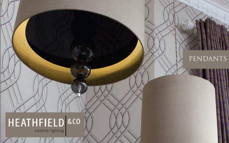 Heathfield & Company Deckenlampe Hängelampe Kronleuchter und Hängelampen Innenbeleuchtung  |