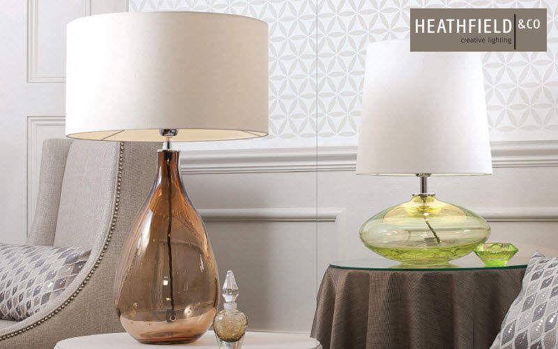 Heathfield & Company Tischlampe Lampen & Leuchten Innenbeleuchtung  |