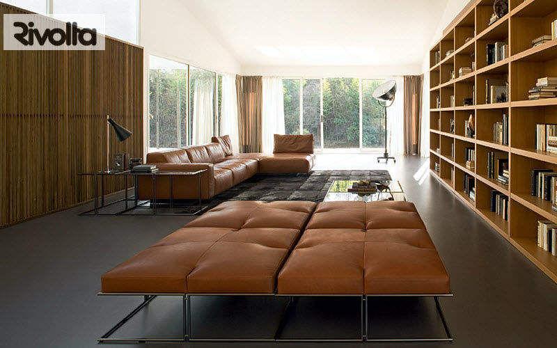 RIVOLTA Rundbank Sitzbänke Sitze & Sofas Arbeitsplatz   Design Modern