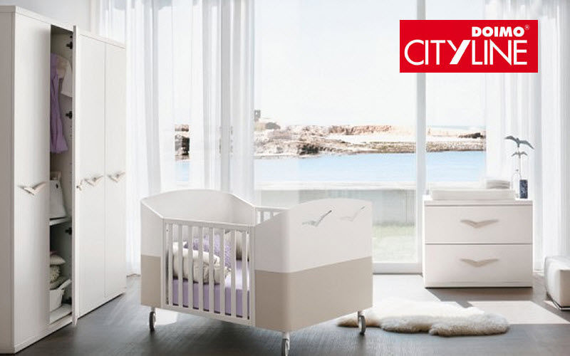 DOIMO CITYLINE Babyzimmer Kinderzimmer Kinderecke   