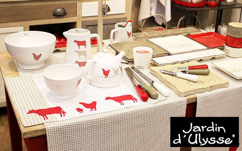 Jardin d'Ulysse Frühstücksservice Geschirrservice Geschirr  |