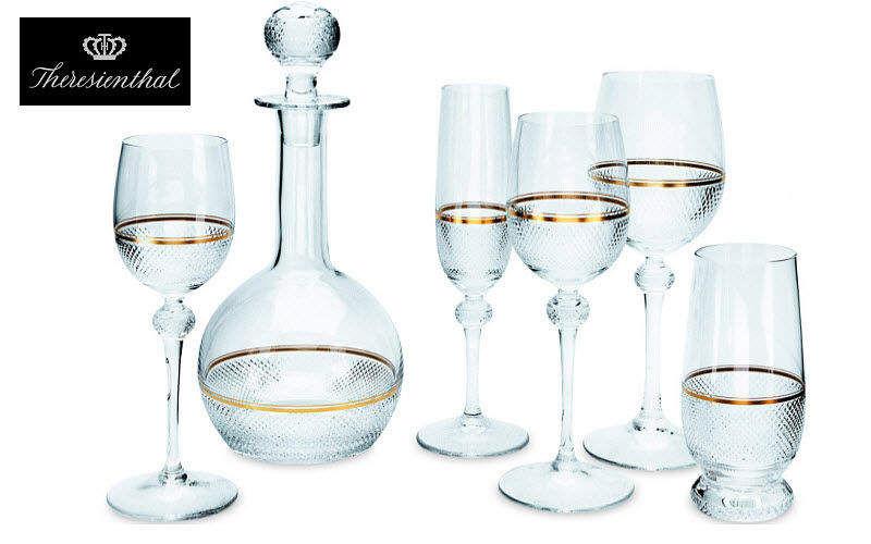 Theresienthal Gläserservice Gläserservice Glaswaren   