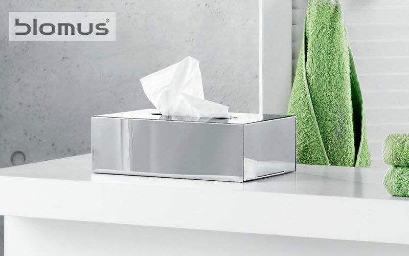 Blomus Papiertaschentuch Behälter Badezimmeraccessoires Bad Sanitär  |