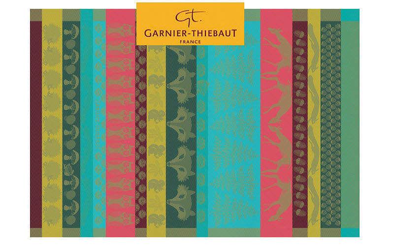 Garnier Thiebaut Geschirrhandtuch Küchenwäsche Haushaltswäsche  |