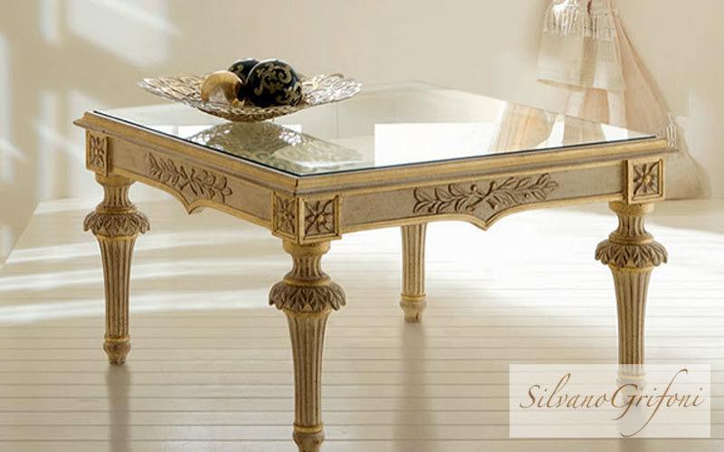 Silvano Grifoni Couchtisch quadratisch Couchtische Tisch  | Klassisch