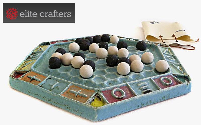 ELITE CRAFTERS Abalone-Spiel Gesellschaftsspiele Spiele & Spielzeuge   