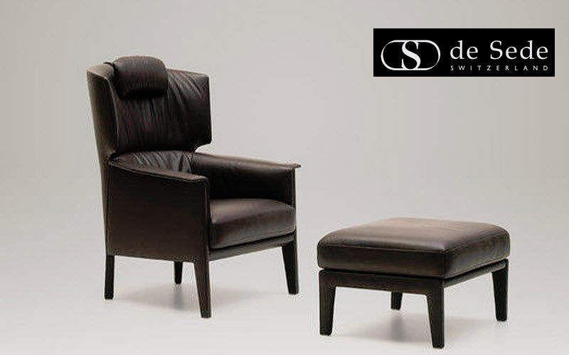 De Sede Sessel und Sitzkissen Sessel Sitze & Sofas   