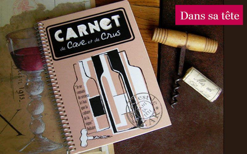 EDITION DANS TÊTE Weinbuch Papier- und Schreibwaren Papetterie - Büro  |