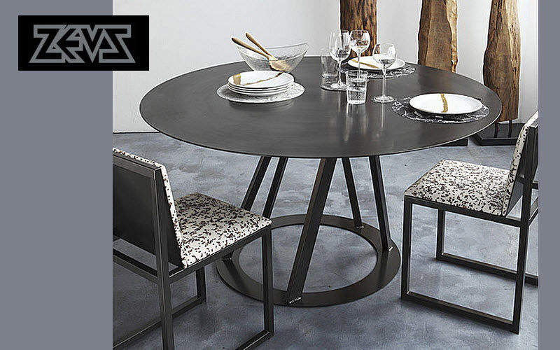 Zeus Runder Esstisch Esstische Tisch  |