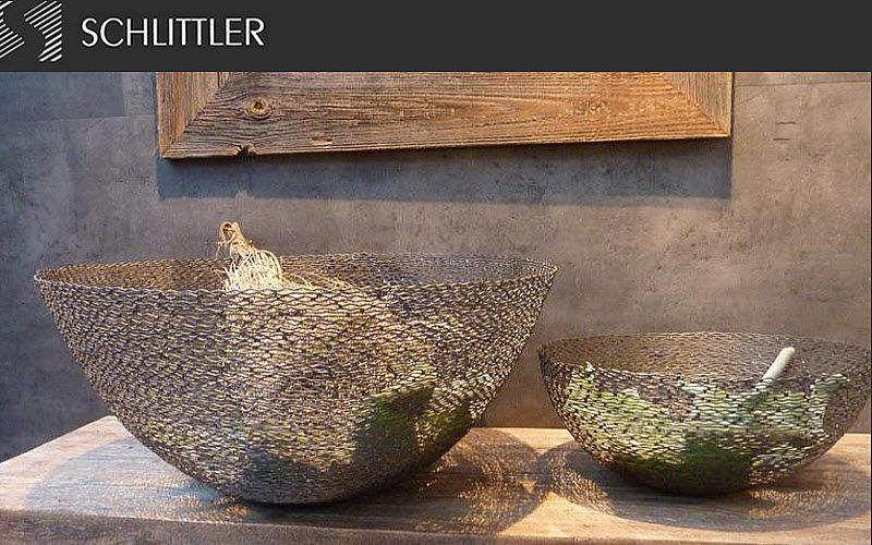 SCHLITTLER & CO Deko-Schale Schalen und Gefäße Dekorative Gegenstände  |