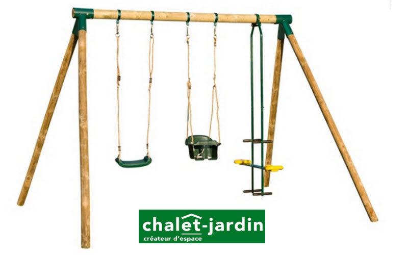 Chalet & Jardin Spielgerätegerüst Spiele im Freien Spiele & Spielzeuge  |