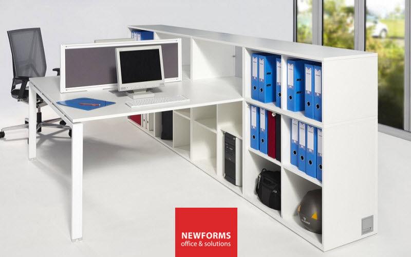 NEWFORMS Schreibtisch Büroräume Schreibtische & Tische Büro  |