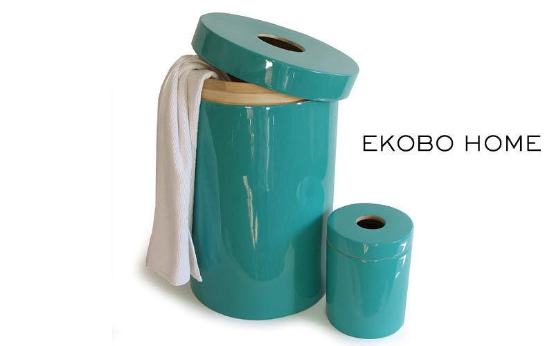BY EKOBO Wäschekorb Badezimmeraccessoires Bad Sanitär   