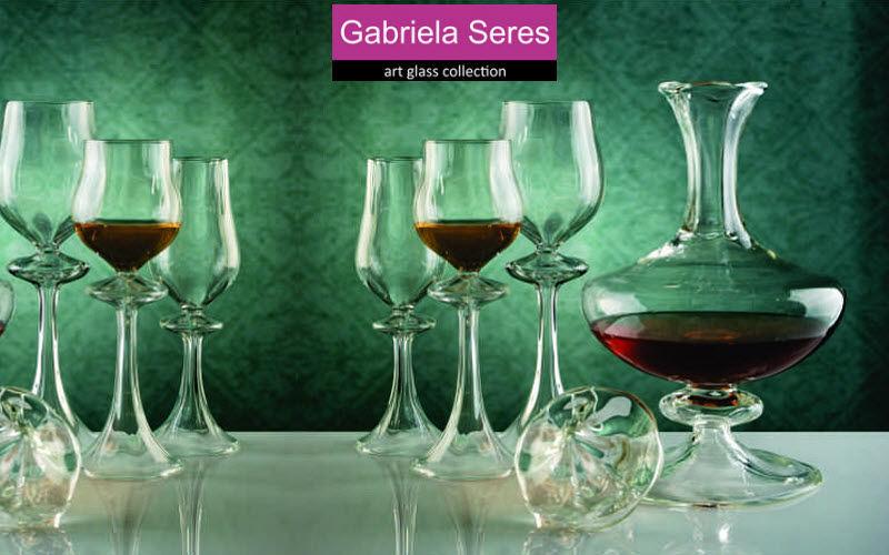 Gabriela Seres Gläserservice Gläserservice Glaswaren  |