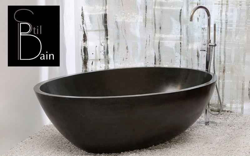 Stil Bain Freistehende Badewanne Badewannen Bad Sanitär  |