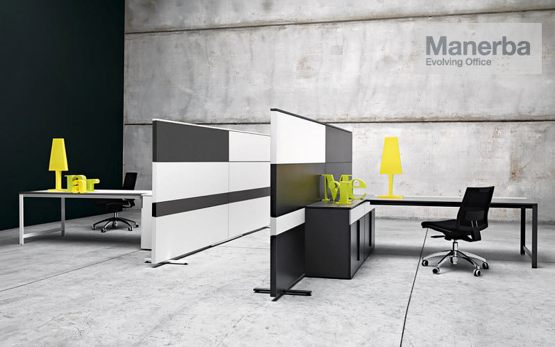 MANERBA Schreibtisch Büroräume Schreibtische & Tische Büro   