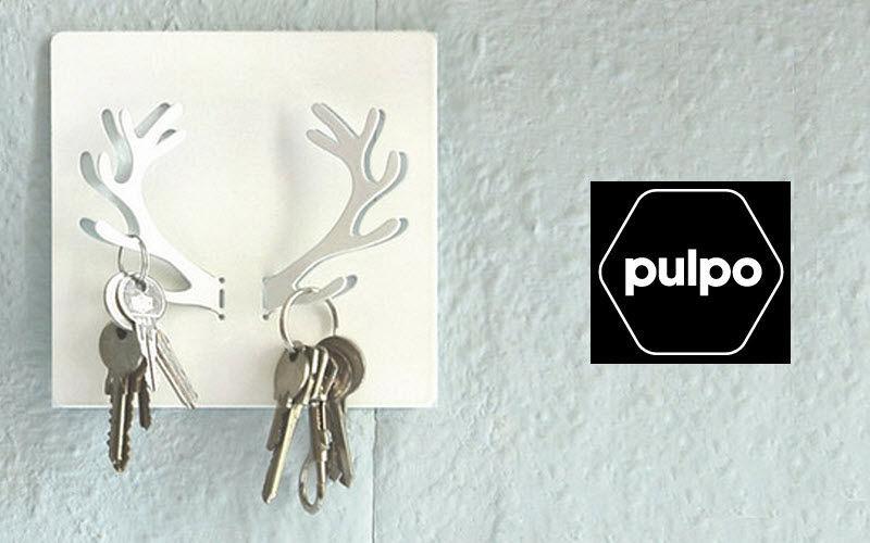 pulpo Schlüsselbrett Schlüssel Garderobe   