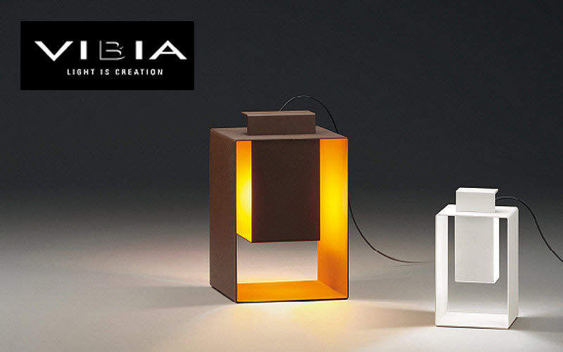 VIBIA Leuchtpfosten Bodenbeleuchtungen Außenleuchten  |