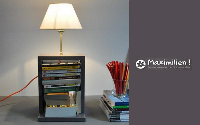 MAXIMILIEN Nachttischlampe Lampen & Leuchten Innenbeleuchtung   