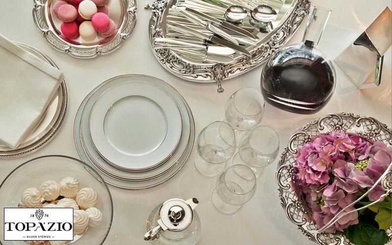 Topazio Platte Platten Geschirr Esszimmer | Klassisch
