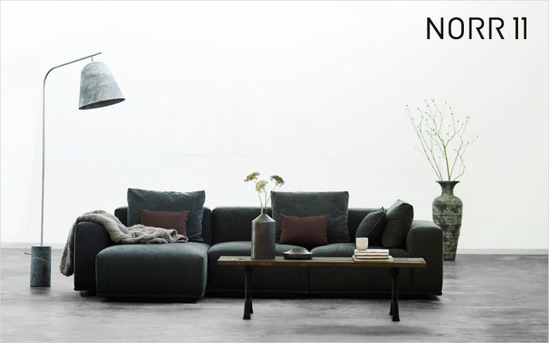 Norr11 Sofa 3-Sitzer Sofas Sitze & Sofas Wohnzimmer-Bar   Design Modern