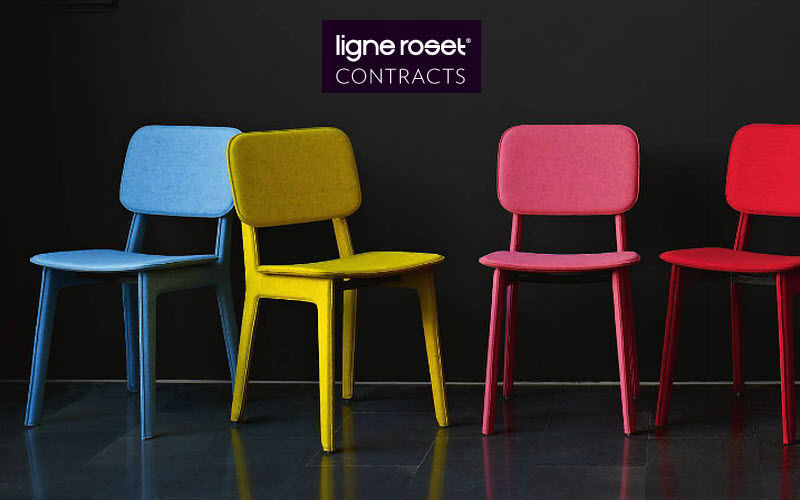 Ligne Roset Contracts Stuhl Stühle Sitze & Sofas   