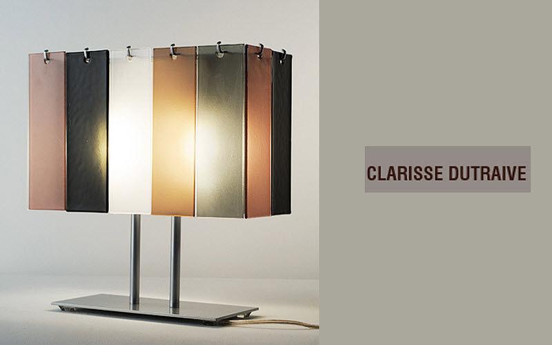 Ateliers Clarisse Dutraive Tischlampen Lampen & Leuchten Innenbeleuchtung  |