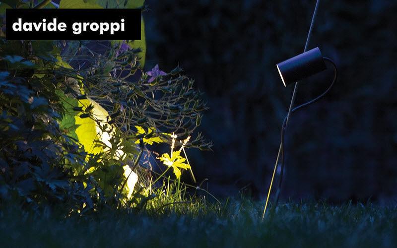 DAVIDE GROPPI Steckscheinwerfer Bodenbeleuchtungen Außenleuchten  |