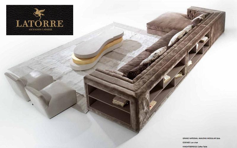 Ascension Latorre Ecksofa Sofas Sitze & Sofas  |
