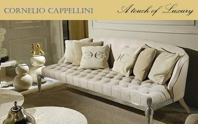 Cornelio Cappellini Sofa 3-Sitzer Sofas Sitze & Sofas  |