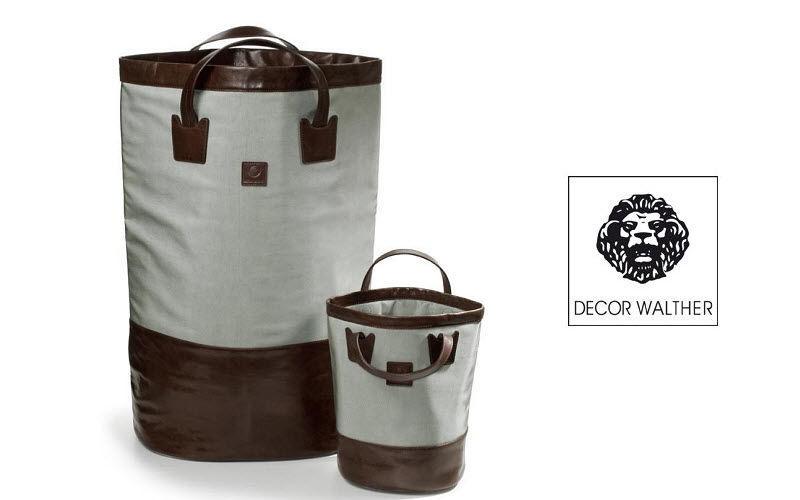 DECOR WALTHER Wäschebeutel Verschiedene Dekostoffe Haushaltswäsche  |