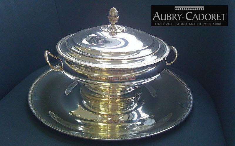 Aubry Cadoret Suppenschüssel Verschiedene Gefäße Geschirr  |