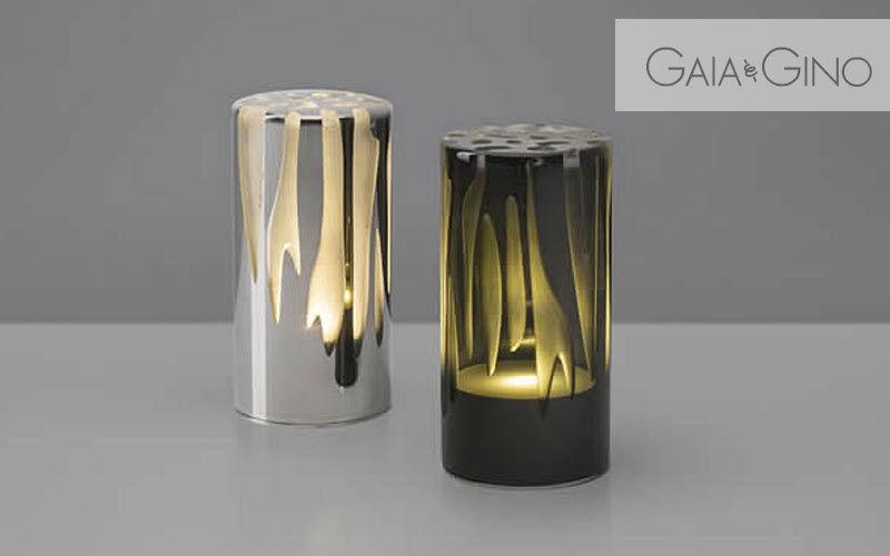 Gaia & GINO Tischlampe Lampen & Leuchten Innenbeleuchtung   