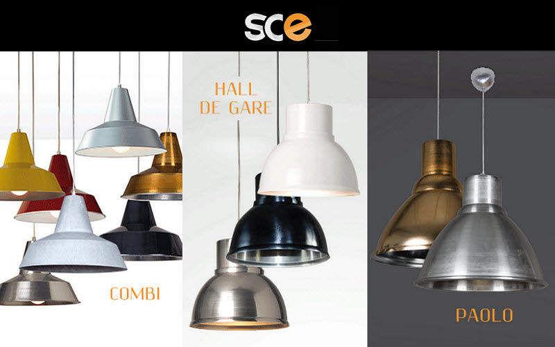 SCE Deckenlampe Hängelampe Kronleuchter und Hängelampen Innenbeleuchtung  | Design Modern
