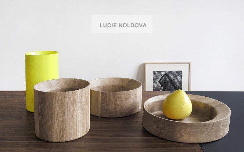LUCIE KOLDOVA Früchteschale Becher und kleine Becher Geschirr  |