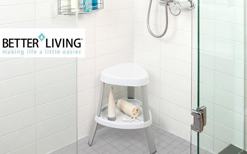 Better Living Badezimmerhocker Badezimmermöbel Bad Sanitär  |